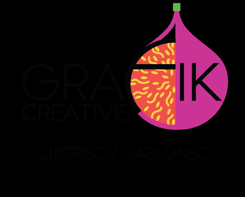 GraFIK Liberec, Jablonec nad Nisou. Kreativní grafické studio – firemní identita, loga, plakáty, webdesign, videospoty.